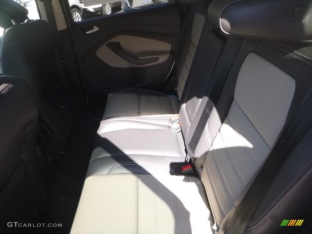 2019 Escape SEL 4WD - Oxford White / Chromite Gray/Charcoal Black photo #7