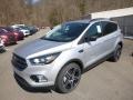 2019 Ingot Silver Ford Escape SEL 4WD  photo #5