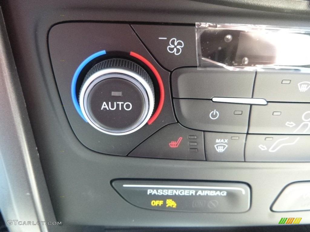 2019 Escape SE 4WD - White Platinum / Chromite Gray/Charcoal Black photo #15