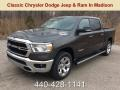Granite Crystal Metallic 2019 Ram 1500 Big Horn Crew Cab 4x4