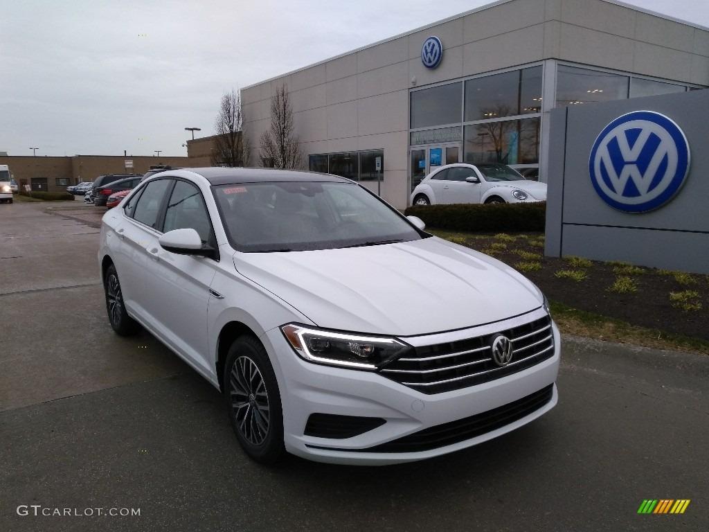 2019 Pure White Volkswagen Jetta Sel 132581423 Gtcarlot Com Car Color Galleries