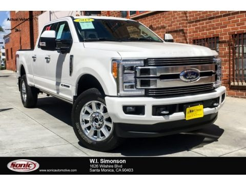 2019 Ford F350 Super Duty Limited Crew Cab 4x4 Data, Info and Specs