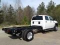 Bright White - 5500 Tradesman Crew Cab 4x4 Chassis Photo No. 6