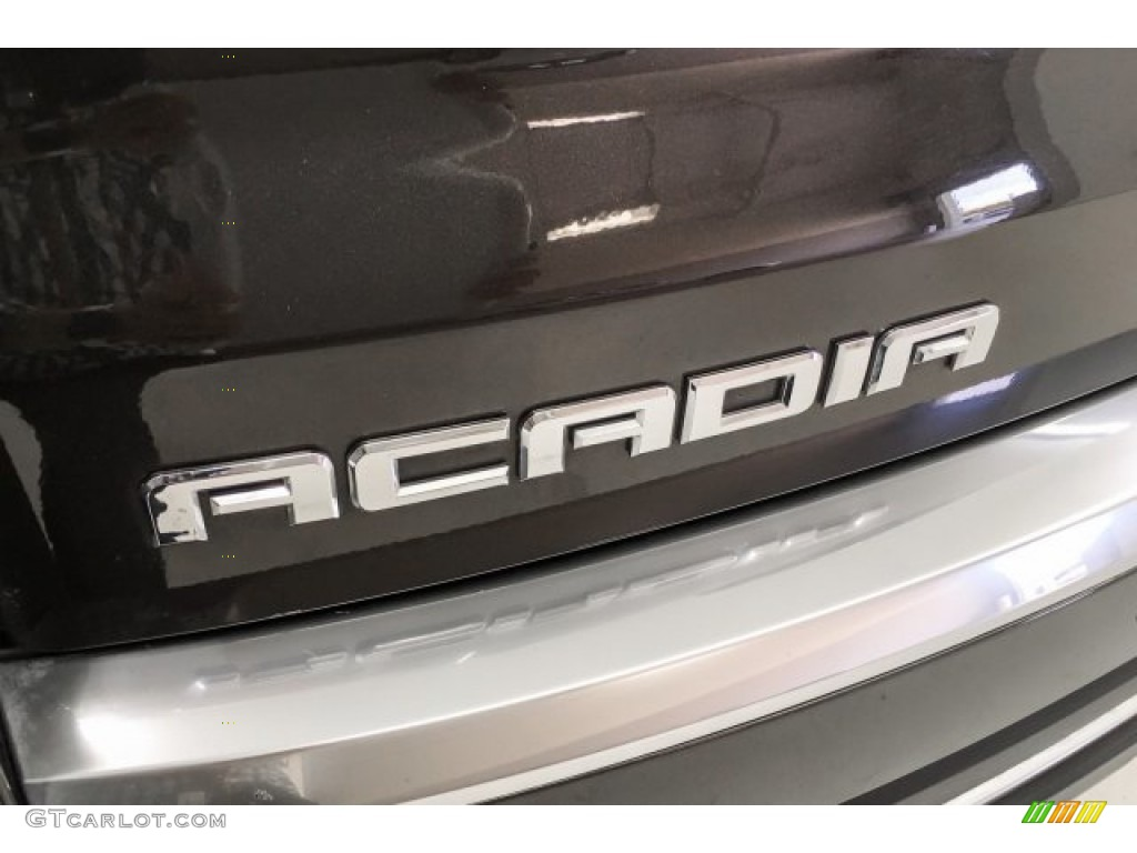 2016 Acadia SLT - Iridium Metallic / Ebony photo #7