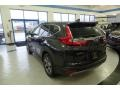 2019 Gunmetal Metallic Honda CR-V EX AWD  photo #2