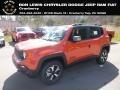 Omaha Orange 2019 Jeep Renegade Trailhawk 4x4