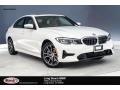 Alpine White 2019 BMW 3 Series 330i Sedan