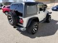 2005 Bright Silver Metallic Jeep Wrangler X 4x4  photo #5