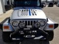 2005 Bright Silver Metallic Jeep Wrangler X 4x4  photo #8