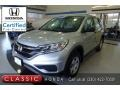 2016 Alabaster Silver Metallic Honda CR-V LX AWD  photo #1