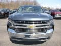 2019 Shadow Gray Metallic Chevrolet Silverado 1500 LT Double Cab 4WD  photo #8