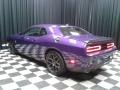2018 Plum Crazy Pearl Dodge Challenger R/T Scat Pack  photo #8
