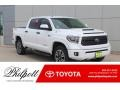 2019 Super White Toyota Tundra SR5 CrewMax 4x4  photo #1