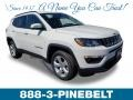 White 2019 Jeep Compass Latitude 4x4