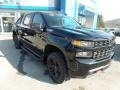 2019 Black Chevrolet Silverado 1500 Custom Z71 Trail Boss Crew Cab 4WD #132705727