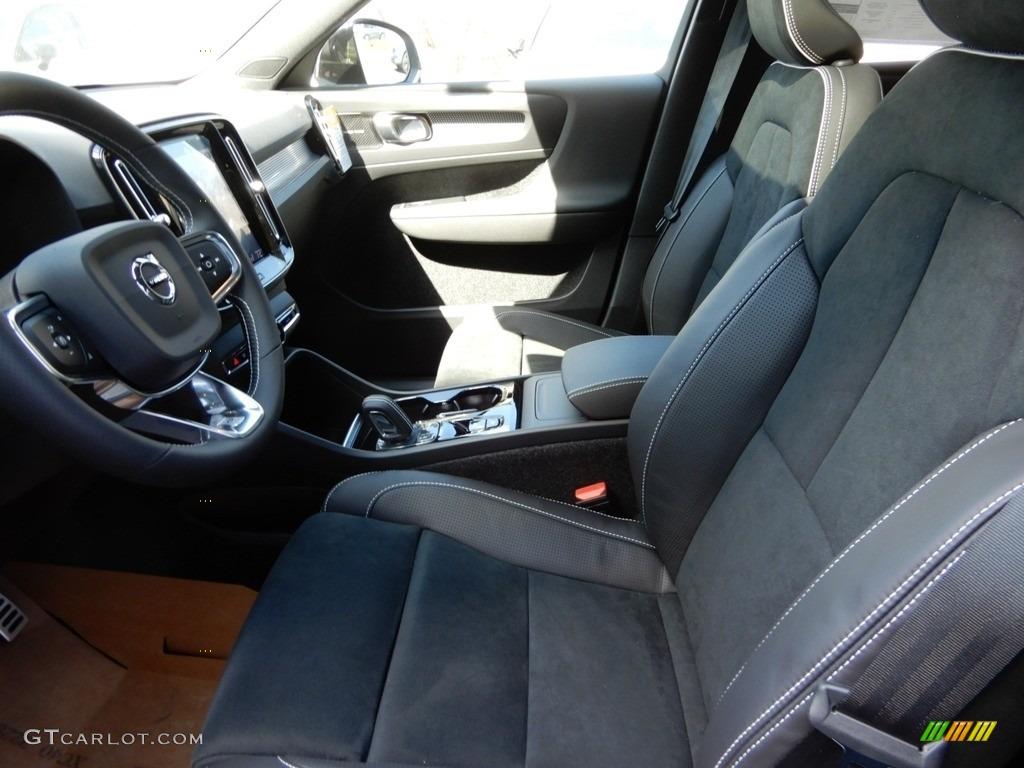 2019 Volvo Xc40 T5 R Design Awd Interior Color Photos Gtcarlot Com