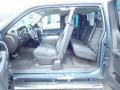 2012 Blue Granite Metallic Chevrolet Silverado 1500 LT Extended Cab 4x4  photo #22