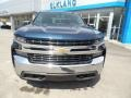 2019 Northsky Blue Metallic Chevrolet Silverado 1500 LT Crew Cab 4WD  photo #2