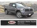 2019 Magnetic Gray Metallic Toyota Tundra Platinum CrewMax 4x4  photo #1