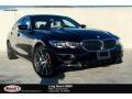 Jet Black 2019 BMW 3 Series 330i Sedan