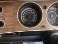 1970 Dodge Challenger Black Interior Gauges Photo