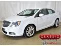 Summit White 2013 Buick Verano FWD
