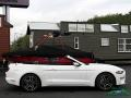 2018 Oxford White Ford Mustang EcoBoost Convertible  photo #6