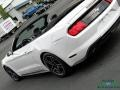 2018 Oxford White Ford Mustang EcoBoost Convertible  photo #23