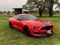 2018 Race Red Ford Mustang Shelby GT350  photo #4