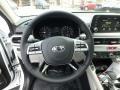 2020 Telluride S AWD Steering Wheel