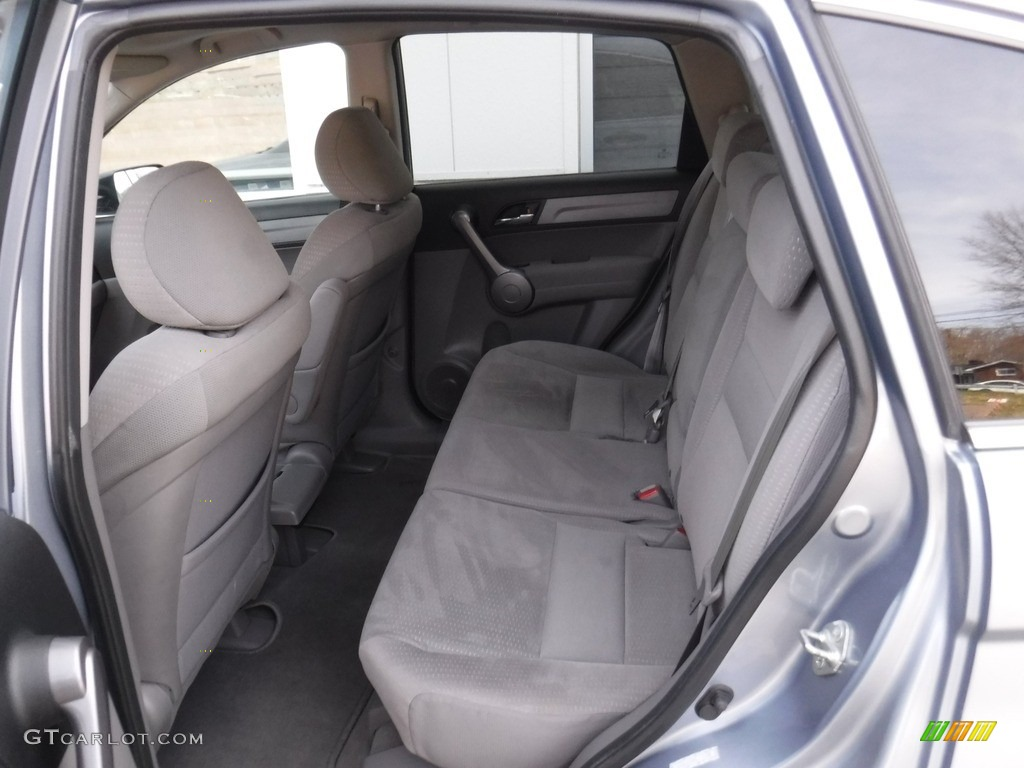 2009 CR-V EX 4WD - Glacier Blue Metallic / Gray photo #21