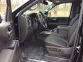 Jet Black Front Seat Photo for 2019 Chevrolet Silverado 1500 #132822069