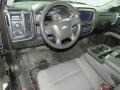 2016 Slate Grey Metallic Chevrolet Silverado 1500 LT Crew Cab 4x4  photo #28
