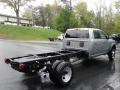 Undercarriage of 2019 5500 SLT Crew Cab 4x4 Chassis
