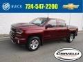 Siren Red Tintcoat 2016 Chevrolet Silverado 1500 Gallery