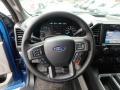 2019 Velocity Blue Ford F150 STX SuperCrew 4x4  photo #16