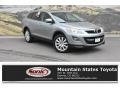 Liquid Silver Metallic 2010 Mazda CX-9 Grand Touring AWD