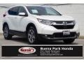 2017 White Diamond Pearl Honda CR-V EX-L #132836938