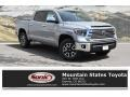 2019 Cement Toyota Tundra Limited CrewMax 4x4 #132876477