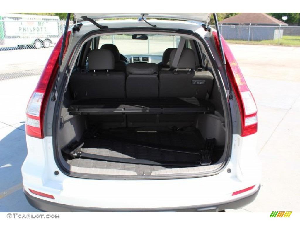 2011 CR-V EX-L 4WD - Taffeta White / Gray photo #18