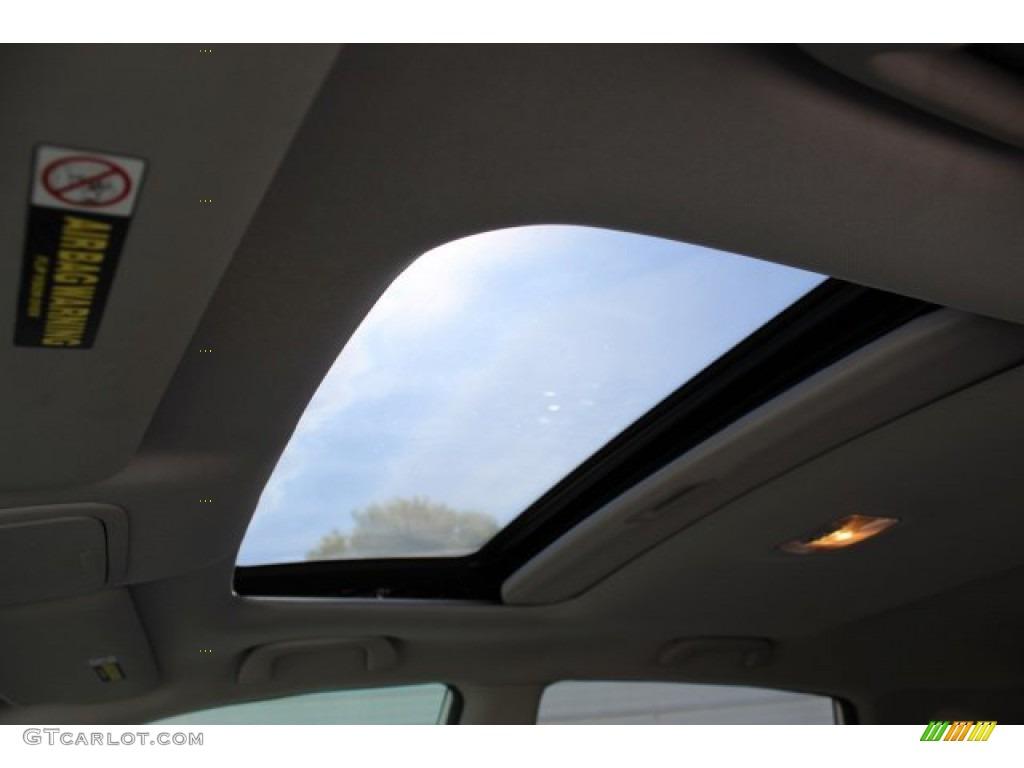 2011 CR-V EX-L 4WD - Taffeta White / Gray photo #23