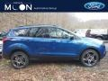 2019 Lightning Blue Ford Escape SEL 4WD  photo #1