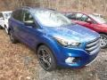 2019 Lightning Blue Ford Escape SEL 4WD  photo #3