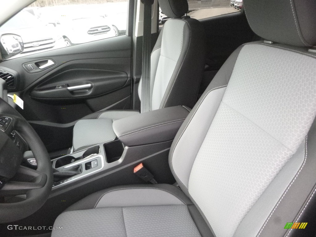 2019 Escape SE 4WD - Oxford White / Chromite Gray/Charcoal Black photo #11