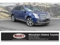 Xenon Blue Metallic - SRX Premium AWD Photo No. 1