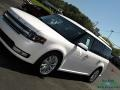 2019 White Platinum Ford Flex Limited AWD  photo #33
