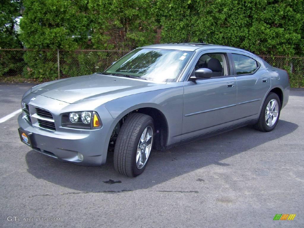 2007 Silver Steel Metallic Dodge Charger SXT #13226977
