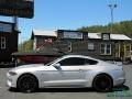 2018 Ingot Silver Ford Mustang GT Fastback  photo #2