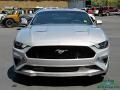 2018 Ingot Silver Ford Mustang GT Fastback  photo #8