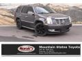 Galaxy Gray Metallic 2011 Cadillac Escalade Luxury AWD